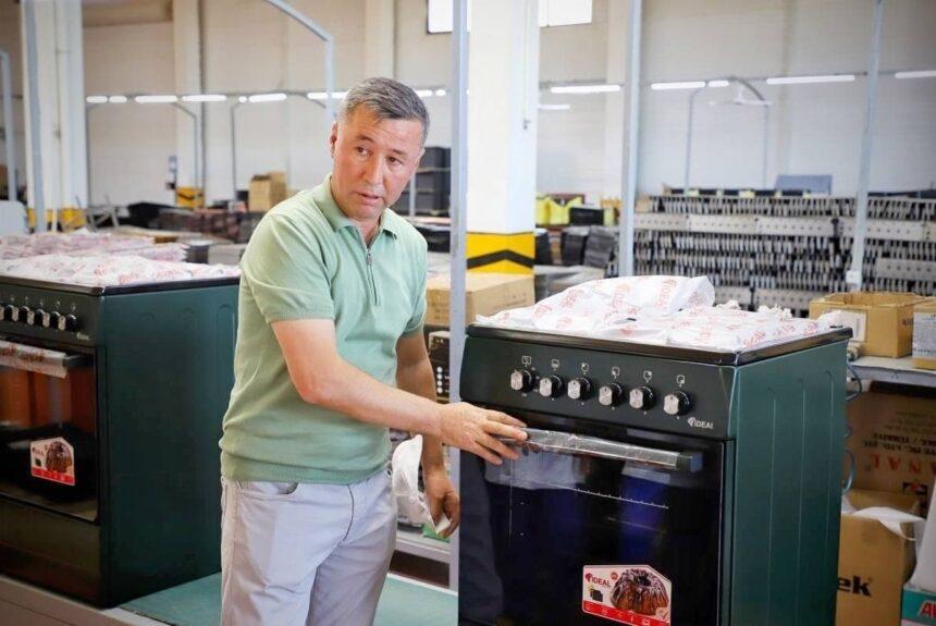 Производство решеток для газовых печей полностью локализованы