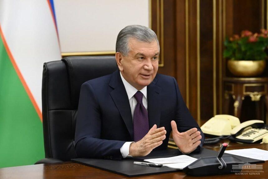 Президент Шавкат Мирзиёев провел совещание